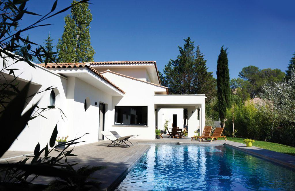 Constructeur maison h rault mas occitan - Maison a decorer ...