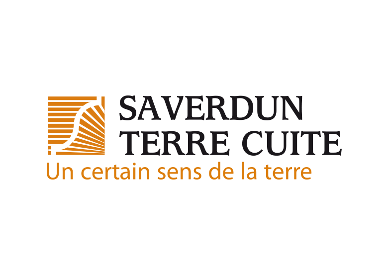 Logo Saverdun terre cuite